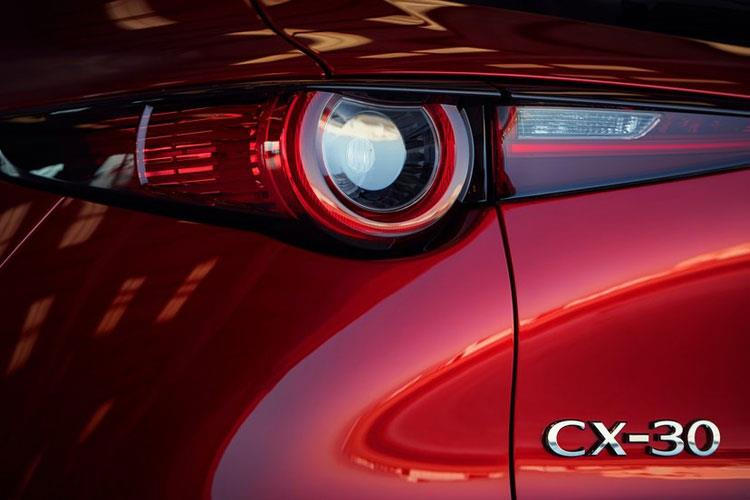 Mazda CX-30 SUV 2.0 e-SKYACTIV G MHEV 122PS SE-L 5Dr Manual [Start Stop] detail view