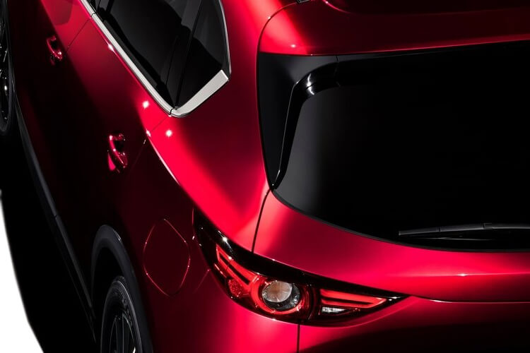Mazda CX-5 SUV 4wd 2.2 SKYACTIV-D 184PS Sport 5Dr Auto [Start Stop] detail view