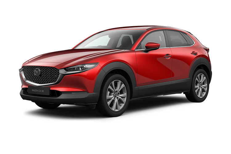 Mazda CX-30 SUV 2.0 e-SKYACTIV G MHEV 122PS SE-L 5Dr Manual [Start Stop] front view