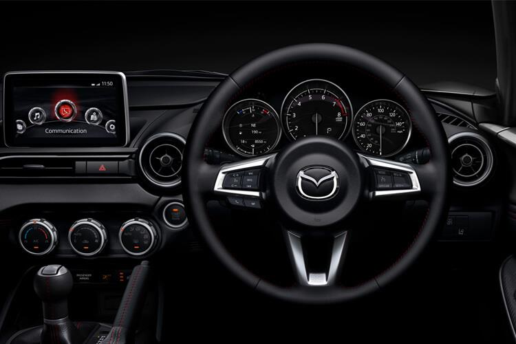 Mazda MX-5 RF 2.0 SKYACTIV-G 184PS GT Sport Tech 2Dr Auto [Start Stop] inside view
